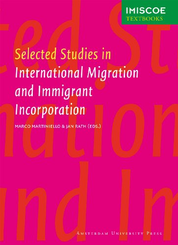 Selected Studies in International Migration and Immigrant: Martiniello, Marco [Editor];