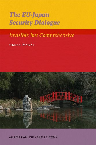 9789089641632: The EU-Japan Security Dialogue: Invisible but Comprehensive (AUP - IIAS Publications)