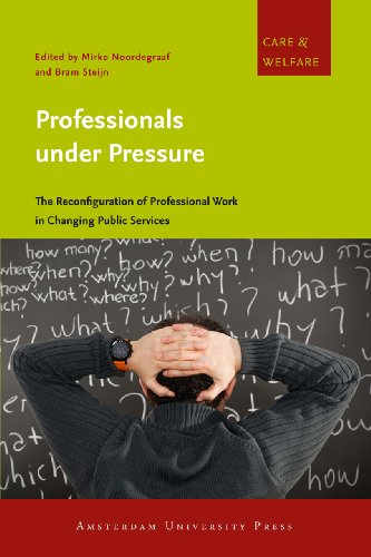 Professionals under Pressure: The Reconfiguration of Professional Work in Changing Public Services....