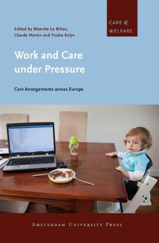 9789089645425: Work and Care under Pressure: Care Arrangements Across Europe (Care & Welfare)