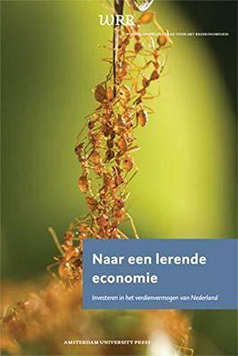 9789089646316: Naar een lerende economie: investeren in het verdienmodel van Nederland (WRR Rapporten)