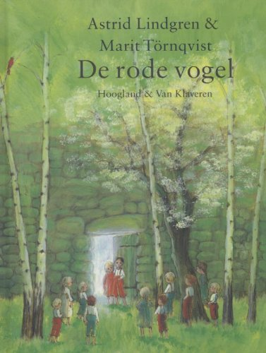 9789089671271: De rode vogel