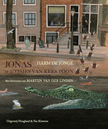 9789089671356: Jonas en de visjes van Kees Poon