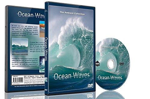 9789089702777: DVD Nature - Vagues de l'océan avec sons naturels de l'océan