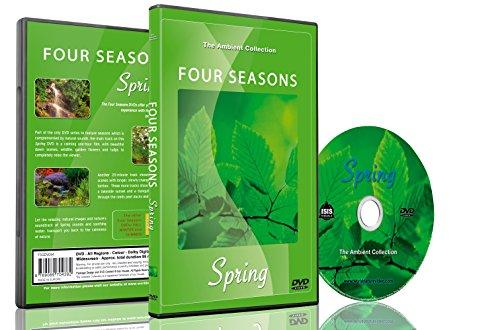 9789089705457: Nature DVD - Quatre saisons - printemps de sons naturels