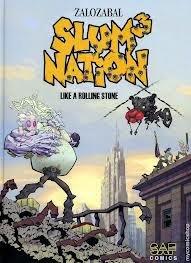 9789089820082: Slum Nation 3 Like a Rolling Stone (SAF)