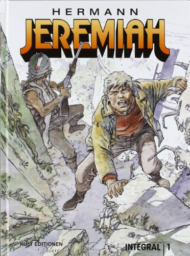 9789089820679: Jeremiah Sammelband 1: KULT EDITIONEN