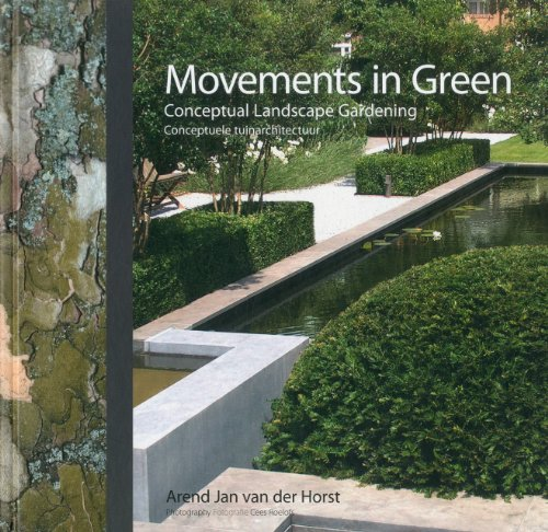 9789089890436: Movements in Green: Conceptual Landscape Gardening