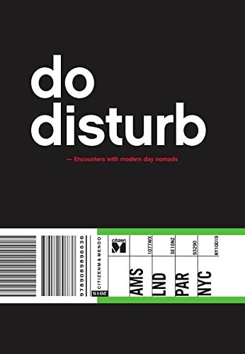 Do Disturb: Berg, Desire van den