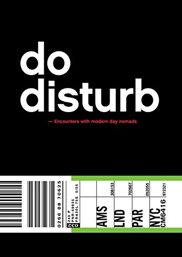 9789089896636: Do Disturb: Encounters with Modern Day Nomads