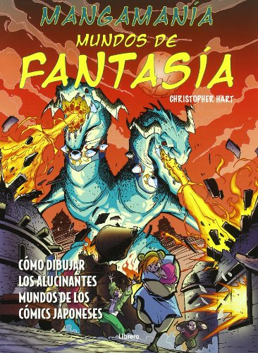 9789089981004: Mangamania / Manga Mania: Mundo de fantasia / Fantasy World (Spanish Edition)