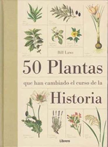 9789089982926: 50 Plantas que han cambiado la historia