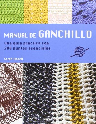 9789089983688: Manual de ganchillo