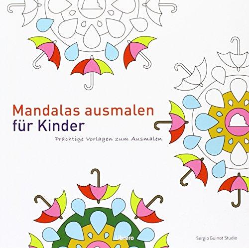 9789089983954: Mandalas ausmalen für Kinder: Mandalas ausmalen für Kinder