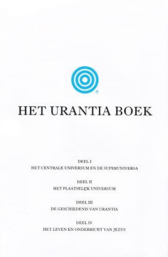 9789090111513: Het Urantia Boek (Dutch Edition)