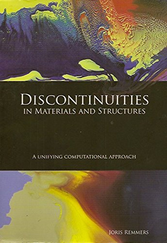9789090210940: Discontinuities in Materials and Structures