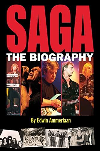 9789090230252: Saga - The Biography