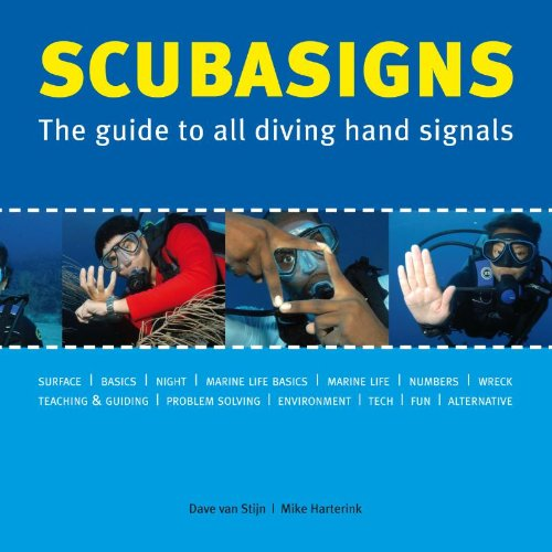 9789090241654: Scubasigns: The guide to all diving handsignals