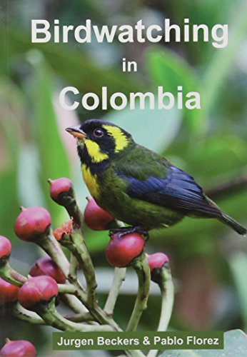 9789090277851: Birdwatching in Colombia