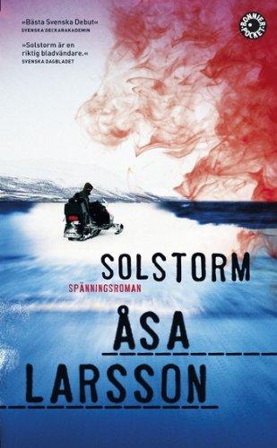 9789100103453: Solstorm