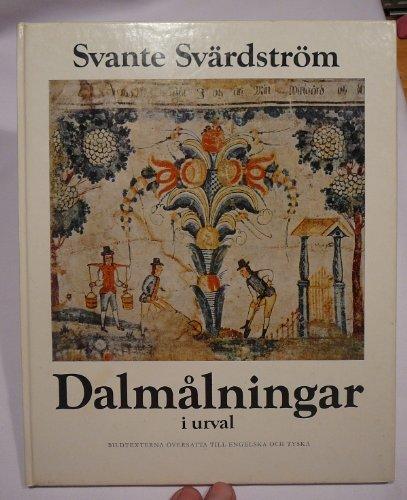 9789100398224: Dalmålningar i Urval (Swedish and English Edition)