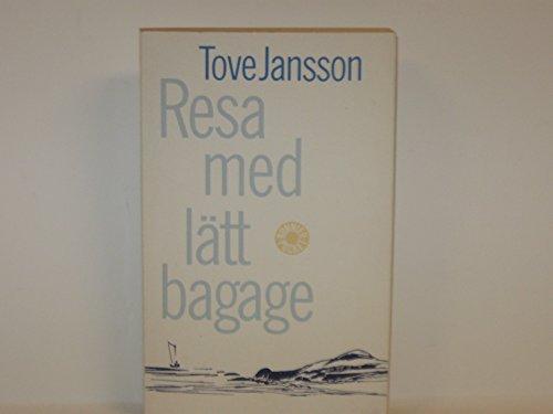 9789100473358: Resa med lätt bagage: Noveller (Swedish Edition)