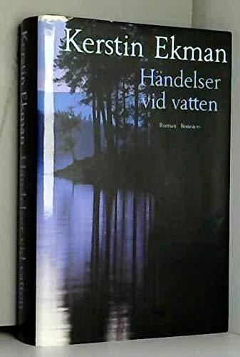9789100556761: Händelser vid vatten (Swedish Edition)