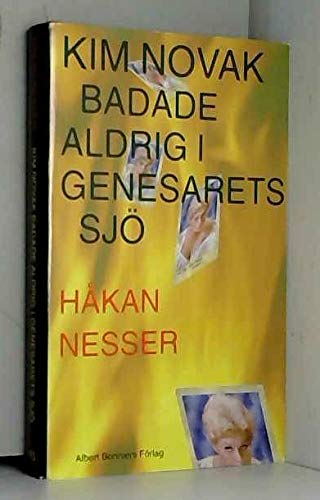 9789100566418: Kim Novak badade aldrig i Genesarets sjo (Swedish Edition)