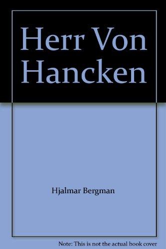 9789100575359: Herr von Hancken