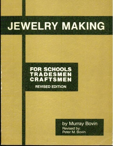 9789102800107: Jewelry Making for Schools Tradesmen Cra