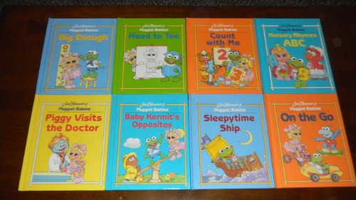 9789110013018: Jim Henson`s Muppet Babies (My First Book Club)