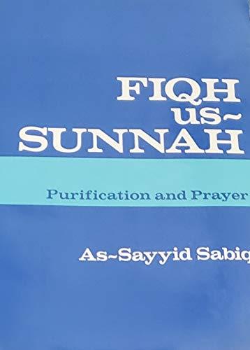 9789110293113: FIQH us~Sunnah: at~Tahara and as~Salah (Vols.1-5)