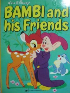 Bambi and His Friends: Walt Disney