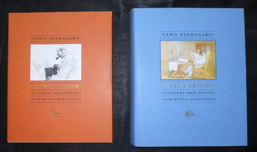 9789113007045: Carl Larsson: Signerat med Pensel och Penna (Signed with Pencil and Pen) (2 Volume Set) (Swedish Edition)
