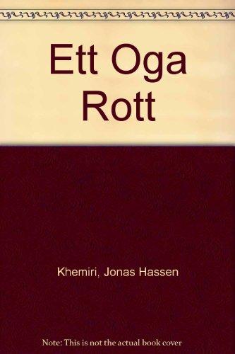 9789113011806: Ett Oga Rott (Swedish Edition)