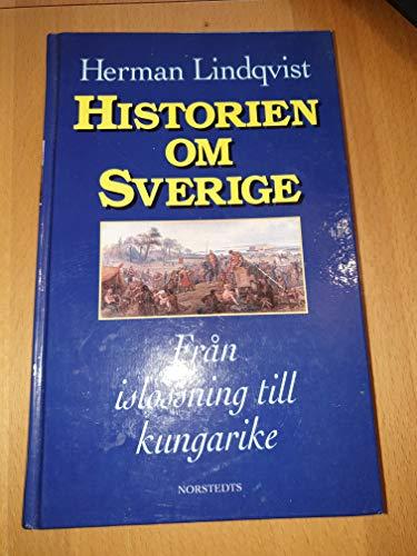 9789119722027: (1) (Historien om Sverige)