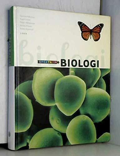 9789121219515: Spektrum Biologi Grundbok