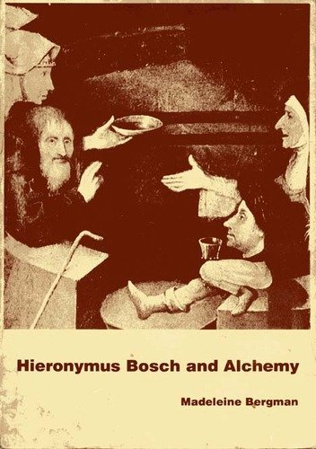 9789122002925: Hieronymus Bosch and Alchemy: A Study on the St.Anthony Triptych (Stockholm Studies in History of Art)
