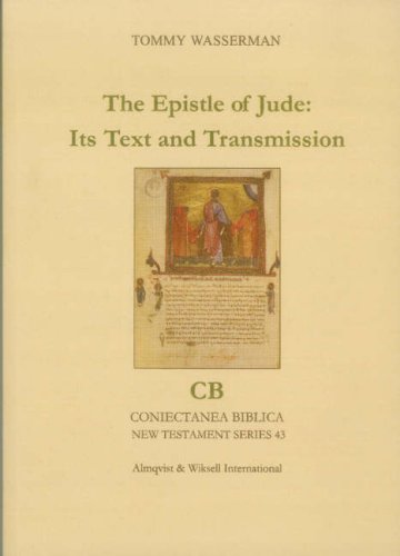 Epistle of Jude Its text and transmission