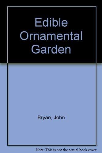 9789122384618: Edible Ornamental Garden