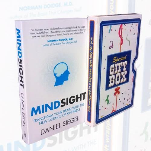 9789123458387: Mindsight: Transform Your Brain with the New Science of Kindness By Daniel Siegal Gift Wrapped in a Slipcase Specially For you