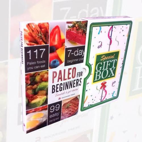 9789123458424: Paleo for Beginners: Essentials to Get Started Gift Wrapped in a Slipcase Specially For you