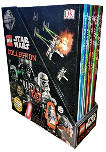 9789123498710: LEGO Star Wars Collection 10 Books Bundle (Rebel Alliance, Defenders of the Republic, Rise of the Sith, Yoda in Exile, Rogues and Villians, Imperial Forces, Jedi Heroes, Dooku's Army, Empire in Power, Fall of the Jedi)