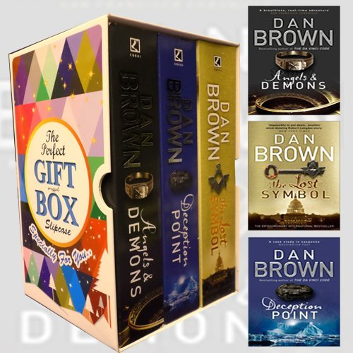 9789123513949: Robert Langdon Series Dan Brown Collection 3 Books Bundle Gift Wrapped Slipcase Specially For You