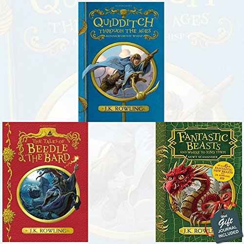 J.K. Rowling Collection 3 Books Bundle With: J.K. Rowling