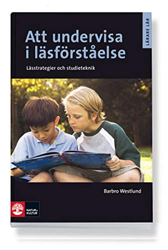 9789127428393: Att undervisa i läsförståelse, Andra upplagan