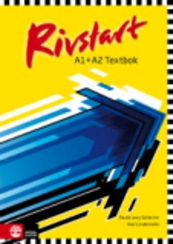 Rivstart: A1+A2 with CD: Paula Levy Scherrer;
