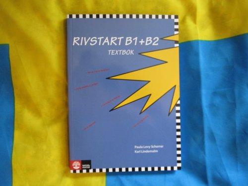 9789127666870: Rivstart: B1+B2 book and CD ( mp3)