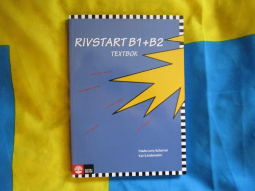 9789127666870: Rivstart: B1+B2 Book and CD ( MP3) (Swedish Edition)