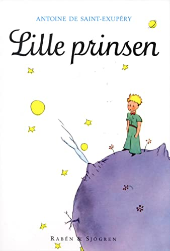 Lille prinsen: Antoine de Saint-Exupéry
